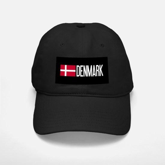Denmark: Danish Flag & Denmark Baseball Hat