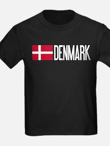 Denmark: Danish Flag & Denmark T