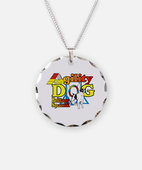 Brittany Agility Necklace