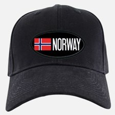 Norway: Norwegian Flag & Norway Baseball Hat
