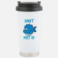 Cute Fun fish Travel Mug