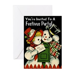 Festivus Party Invitations (Pkg. of 10)