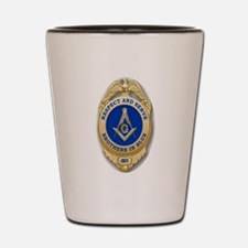 Respect & Serve Shot Glass