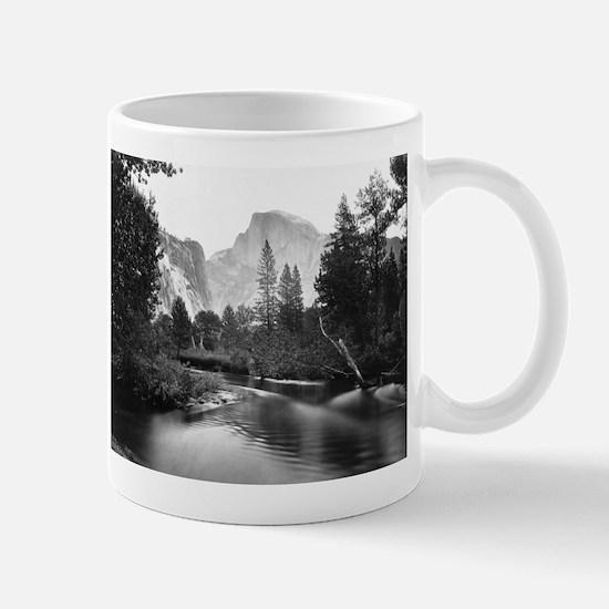 Yosemite National Park, CA - Half Dome Mugs
