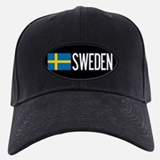 Sweden: Swedish Flag & Sweden Baseball Hat
