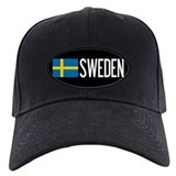 Swedish Baseball Cap with Patch