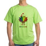 Cursillo Green T-Shirt