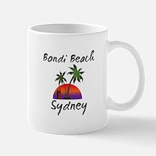 Bondi Beach Sydney Australia. Mugs