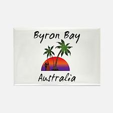 Byron Bay Australia Magnets