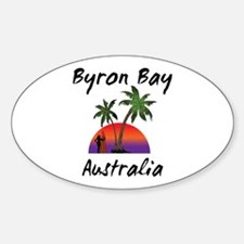 Byron Bay Australia Decal