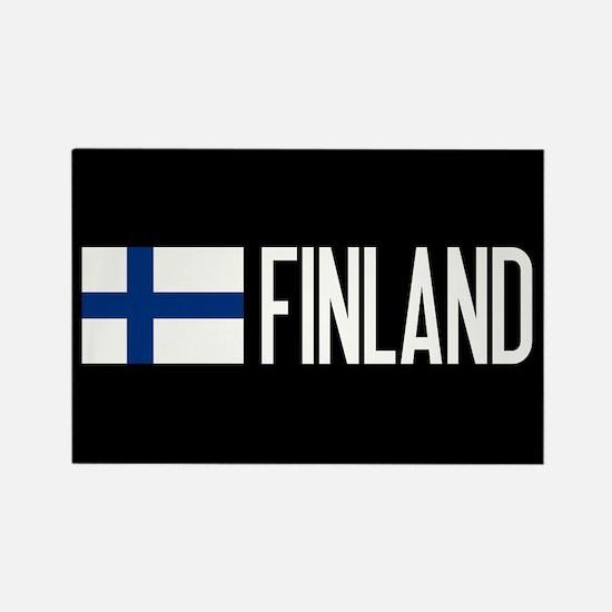 Finland: Finnish Flag & Finland Magnets
