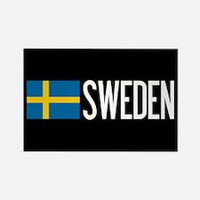 Sweden: Swedish Flag & Sweden Magnets