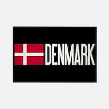 Denmark: Danish Flag & Denmark Magnets