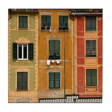 Portofino Windows Tile Coaster