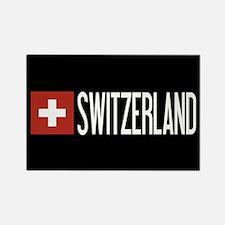 Switzerland: Swiss Flag & Switzerland Magnets