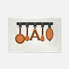 Copper A s Magnets