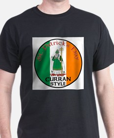 Curran, St. Patrick's Day T-Shirt