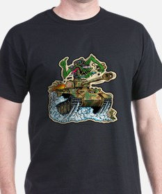 WWII German Panther Tank T-Shirt