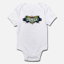 Zerega (White) Infant Bodysuit