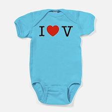 Cute Vtv Baby Bodysuit