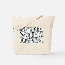 Unique Millionaire Tote Bag