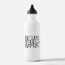 $100 dollars Water Bottle