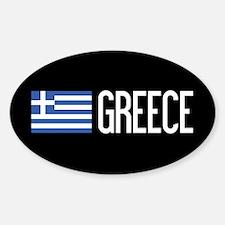 Greece: Greek Flag & Greece Decal