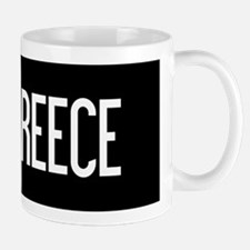 Greece: Greek Flag & Greece Mug