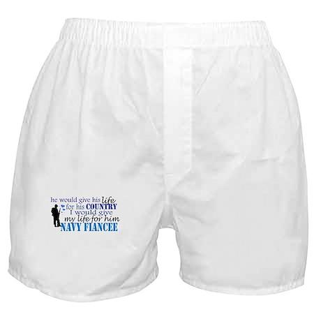 Give His Life Boxer Shorts