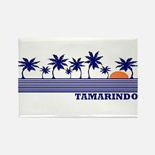 Tamarindo, Costa Rica Rectangle Magnet