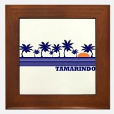 Tamarindo, Costa Rica Framed Tile
