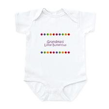 Grandma's Little Buttercup Infant Bodysuit