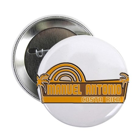 "Manuel Antonio, Costa Rica 2.25"" Button (100 pack)"