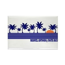 Manuel Antonio, Costa Rica Rectangle Magnet (100 p