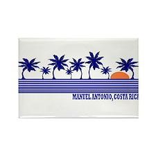 Manuel Antonio, Costa Rica Rectangle Magnet
