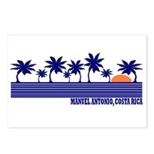 Manuel Antonio, Costa Rica Postcards (Package of 8
