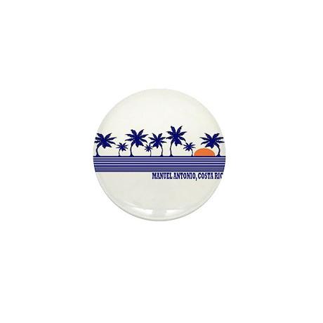 Manuel Antonio, Costa Rica Mini Button