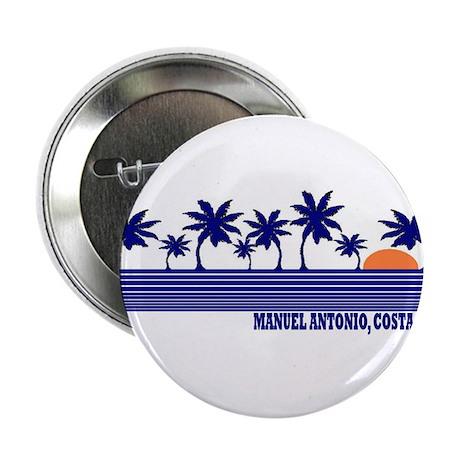 """Manuel Antonio, Costa Rica 2.25"""" Button (10 pack)"""