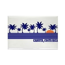 Cahuita, Costa Rica Rectangle Magnet (100 pack)