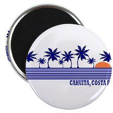 """Cahuita, Costa Rica 2.25"""" Magnet (100 pack)"""