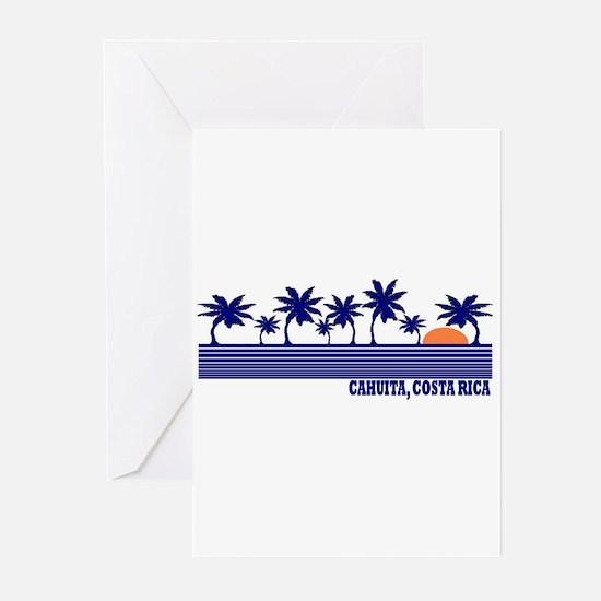 Cahuita, Costa Rica Greeting Cards (Pk of 10)