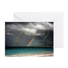 "Turks and Caicos ""Rainbows"" Cards (Pk of 20)"