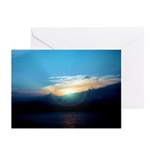 "Cozumel ""Contrast"" Greeting Cards (Pk of 20)"