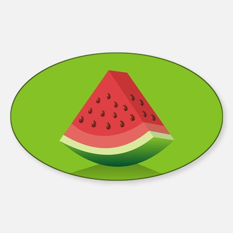 Watermelon Background Decal