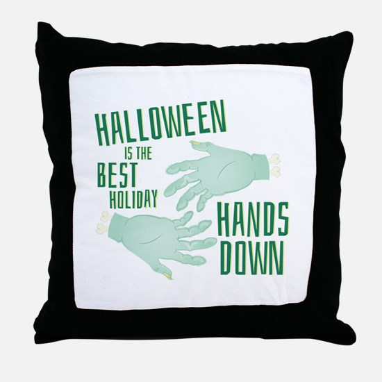 Best Holiday Throw Pillow