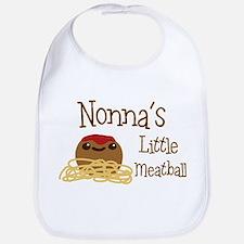 Nonna's Little Meatball Bib