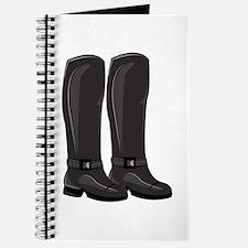 Winter Boots Journal