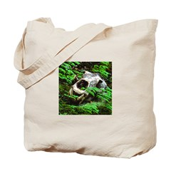 Another Time Grizzly Tote Bag