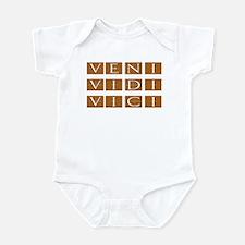 Veni Vidi Vici Infant Bodysuit