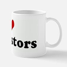 I Love my pastors Mug